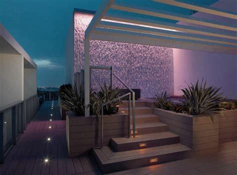 chambre ultra moderne la terrasse en bois idées astuces et designs