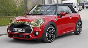 Mini Cooper 2018 Prix : mini getting ready to hatch a 2018 facelift carscoops ~ Maxctalentgroup.com Avis de Voitures