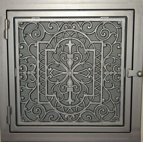 Decorative Cold Air Return Grilles by Donici Design Cold Air Return Vent Cover Antique