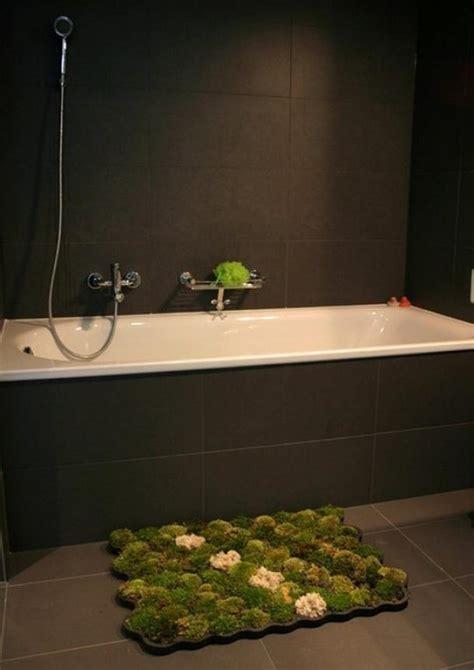 moss shower mat living moss bath mat by nguyen la chanh homeli