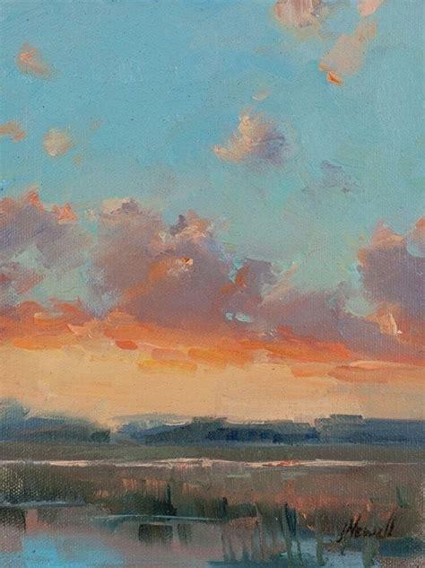 jacki newell portfolio  works  paintings aesthetic art landscape paintings art