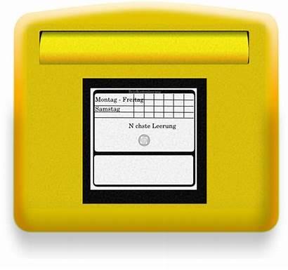 Mailbox German Clipart Clip Clker