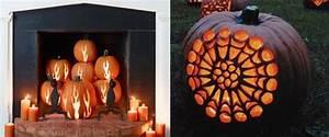 Citrouille D Halloween Dessin : 50 photos de citrouilles d 39 halloween pour t 39 inspirer ~ Nature-et-papiers.com Idées de Décoration