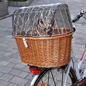 Fahrradkörbe Für Vorne : schutzhaube f r aum ller hundefahrradkorb von aum ller ~ Kayakingforconservation.com Haus und Dekorationen