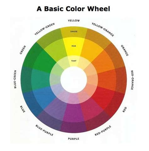 photography color theory images  pinterest