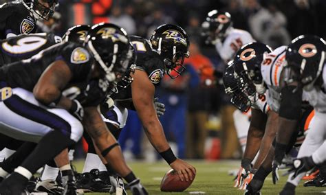ravens  bears week  scouting report