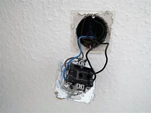 Aufputz Lichtschalter Anschließen : lichtschalter anschlie en installationsanleitung ~ Watch28wear.com Haus und Dekorationen