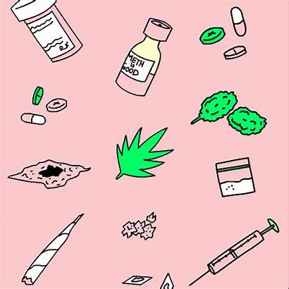 Drugs Heroin Drogas Gifs Pills Does Droga