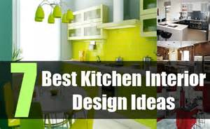 interior design ideas kitchen 7 best kitchen interior design ideas kitchen decoration tips diy martini