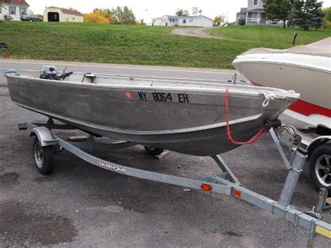 Crestliner Open Boat by Crestliner Boats For Sale In New York