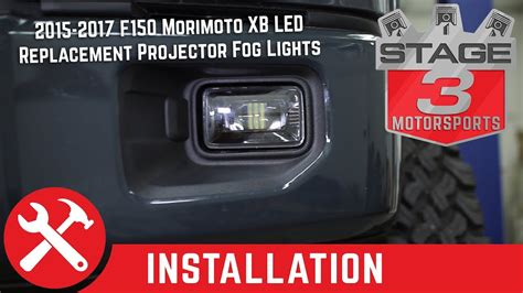 morimoto xb led replacement projector fog