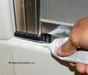Installation D Une Cabine De Douche : installer une porte de cabine de douche ~ Premium-room.com Idées de Décoration