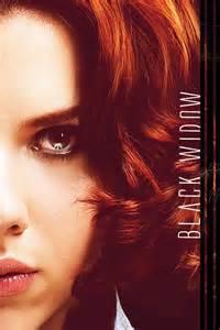 Natasha Romanoff Black Widow Avengers