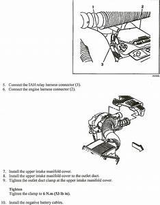 2002 Chev Duramax 2500 Hd  Gm Part   97371492 Intake Air