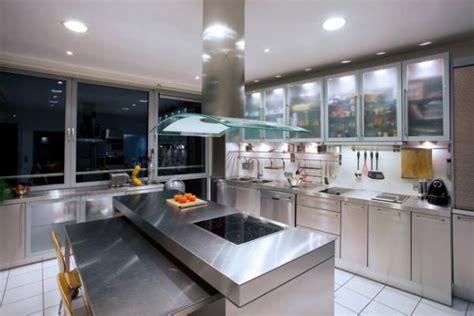 cuisine reseau pro inox cuisine pro photo 10 20 une cuisine en inox haut
