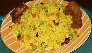 Fried Rice With Akara, Soy sauce And Coated Chicken