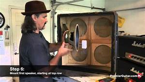 Marshall 4x12 Cabinet Wiring Diagram