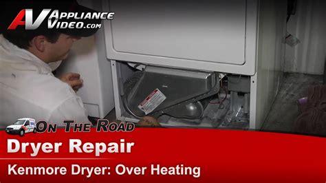 kenmore roper whirlpool dryer repair diagnostc