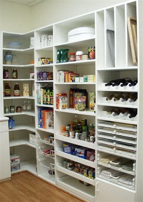 Pantry Storage Ideas by 31 Kitchen Pantry Organization Ideas Storage Solutions Us2