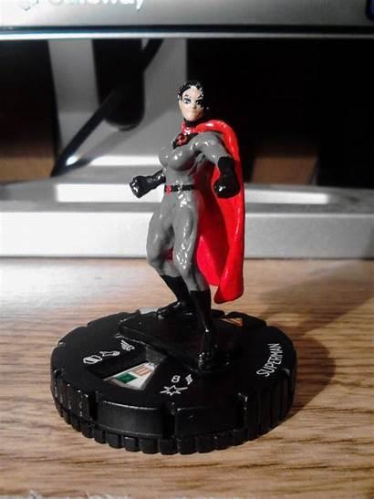 Superwoman Soviet Heroclix Deviantart