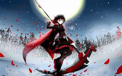 Rwby Ruby Rose Wallpapersafari 1515
