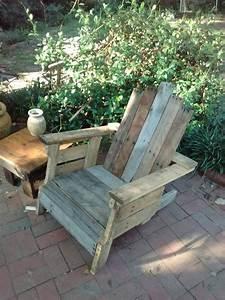 Outdoor Pallet Chair  U2013 101 Pallets
