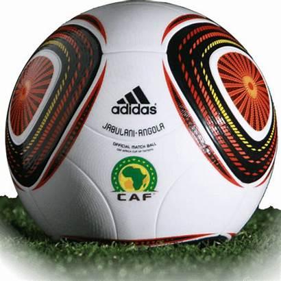 Football Ball Jabulani Angola Africa Cup Match