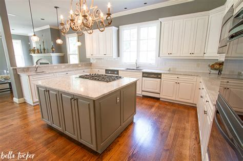 alabaster white kitchen cabinets the best kitchen cabinet paint colors tucker 4009