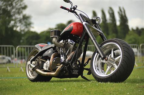 Modified Motorbike Insurance