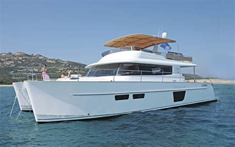 Queensland 55 Power Catamaran For Sale by Fountaine Pajot Queensland 55 Power Motoryacht