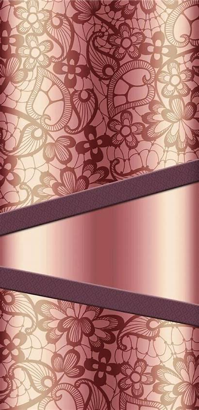 Chanel Rose Pink Iphone Gold Wallpapers Lock