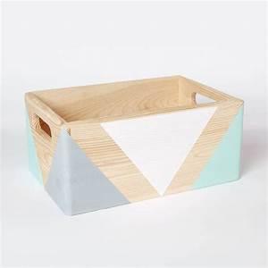 25 Best Ideas About Painted Wooden Boxes On Pinterest ...