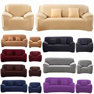 Flexible stretch sofa cover big elasticity couch cover for Stretch sectional sofa covers