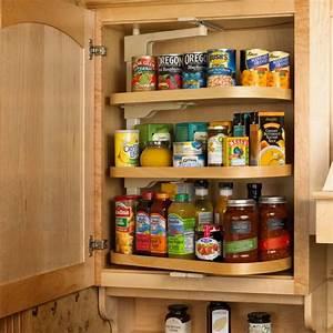 Kitchen cupboard organizers kitchen cabinet spice rack for Kitchen cabinet spice organizers
