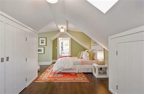 Ideas For Bedroom With Slanted Ceiling by Sloped Ceiling Bedroom Ideas Decorating And Design Ideas