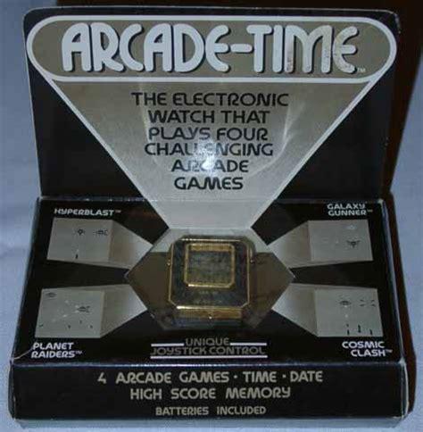 gce arcade time
