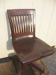 antique vintage bankers post office chair milwaukee chair
