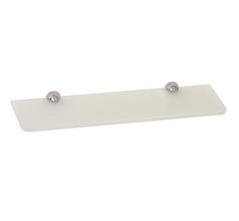 mensole in cristallo mensola in cristallo 30 cm da parete per bagno