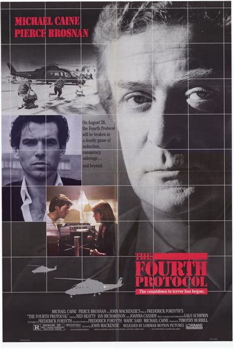 fourth protocol  posters   poster shop