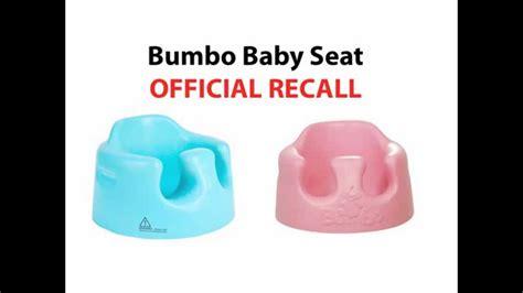 Bumbo Floor Seat Recall important bumbo baby seat recall 4 million infant floor