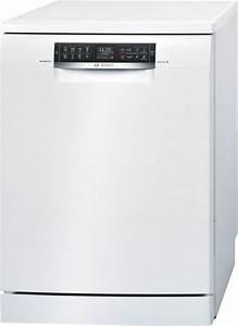 Lave Vaisselle Bosch Serie 6 : lave vaisselle 60 cm perfectdry pose libre blanc serie 6 sms68tw06e bosch ~ Farleysfitness.com Idées de Décoration