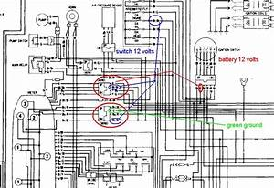 1985 Honda Goldwing Wiring Diagram