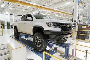 Chevy Improves Upon The Capability Of The Chevy Colorado Zr2  2017 Sema  Video