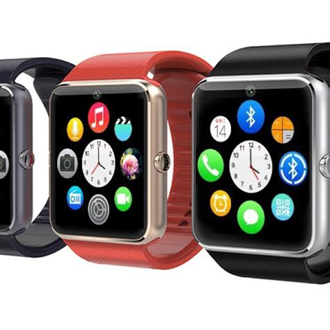 smartwatch gt 08 new gt 08 smart android gps smart with sim card