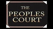 The peoples court theme - YouTube