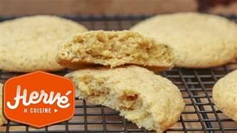 Herve Cuisine Cookies Cookies Citron Moelleux Recette Facile D 39 Hervé Cuisine