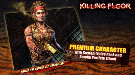 killing floor 2 unlockable characters halloween 2013 fright yard event news killing floor mod db