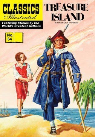 treasure island classics illustrated  william  jones jr