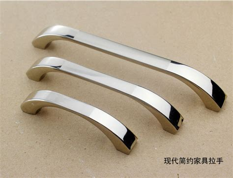 Bedroom Furniture Handles And Knobs by 10pcs 64mm Chroming Furniture Hardware Door Knobs And