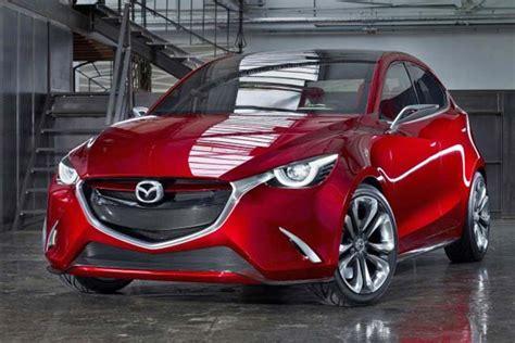 Un Mazda 2 Híbrido Enchufable Podría Estar De Camino